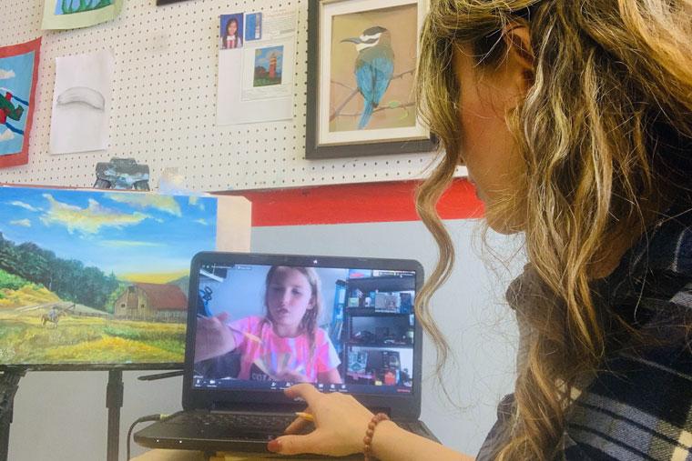 5 tips find best online fine art classes